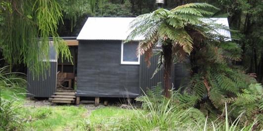 Neill Forks Hut
