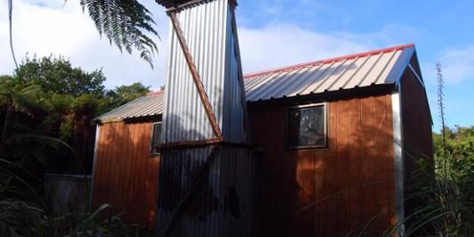 Mangamuka Hut