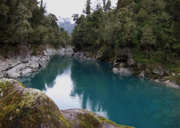Hokitika River (Bottom Gorge)