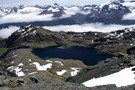 Lake Wilson from near Mt Erebus