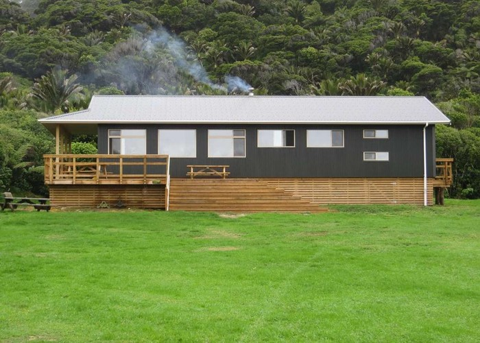 The New Heaphy Hut