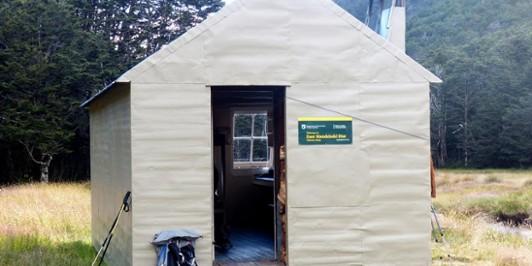 East Matakitaki Hut