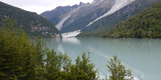 New Dredge Lake