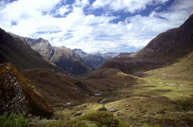 Routeburn Tops