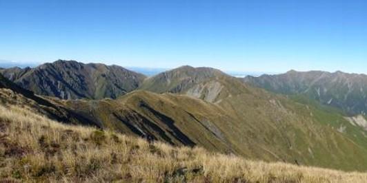 Ruahine Panorama