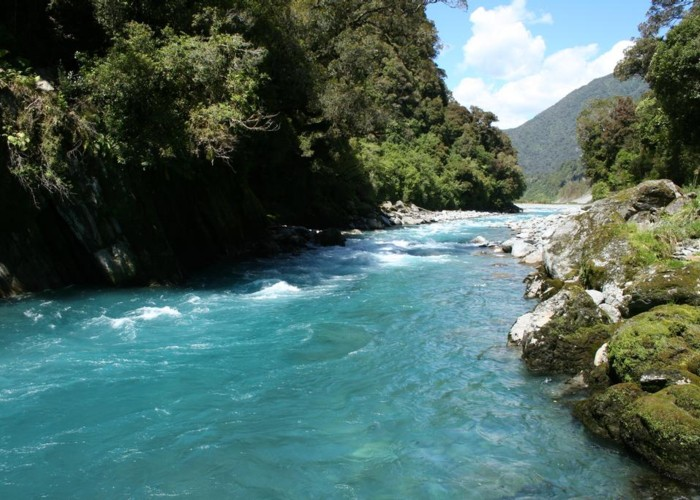 Taipo River, near Jacksons