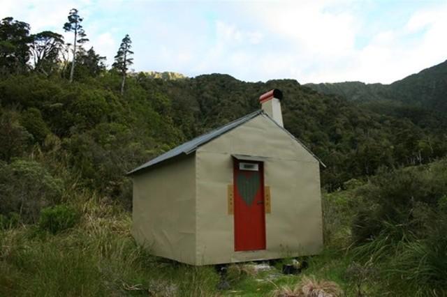 Griffin Creek Hut