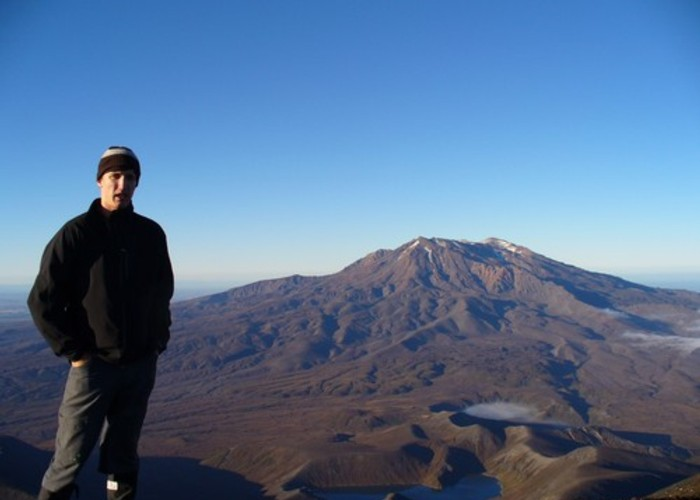 Ngauruhoe Summit
