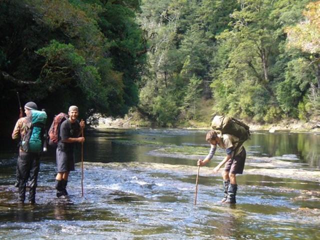 Ruakituri River Crossing