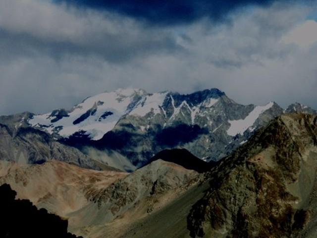 Mount Sibbald