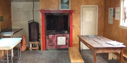 Carey's Hut