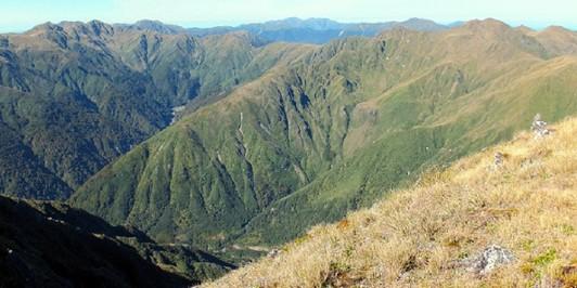 Waiohine Pinnacle