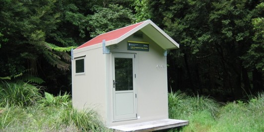 Little Wanganui Gorge Shelter