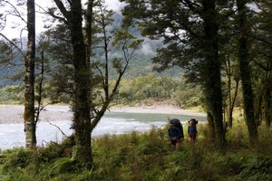 Tramping NZ - the basics