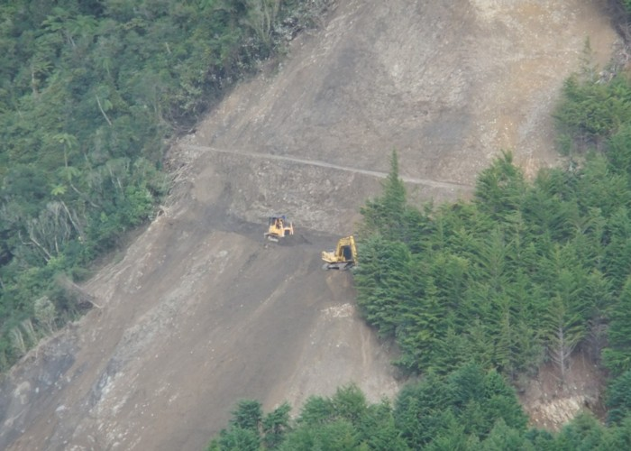 Otaki Gorge Road Update 15 May