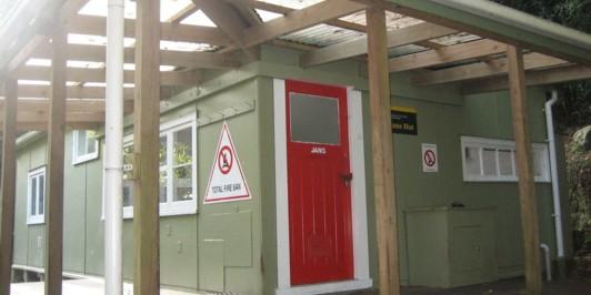 Jans hut