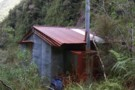 Jade Prospectors hut at Olderog/Jade Ck confluence Feb 2009