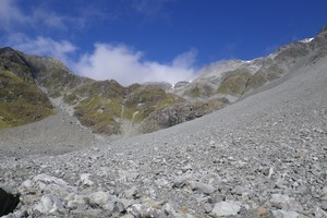 Upper Taipo Forks - Pope's Pass & Mt Harman