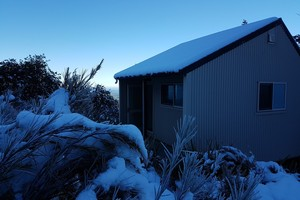 ACLAND SHELTER MOUNT SOMERS