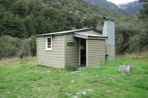 Connors Creek hut
