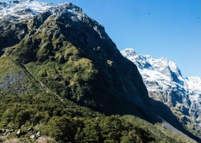 Milford Sound, New Zealand, Fiordland, April 2018