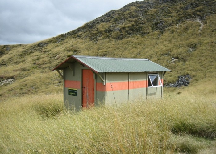 Mt Misery hut