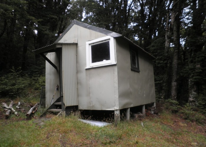 Becketts hut