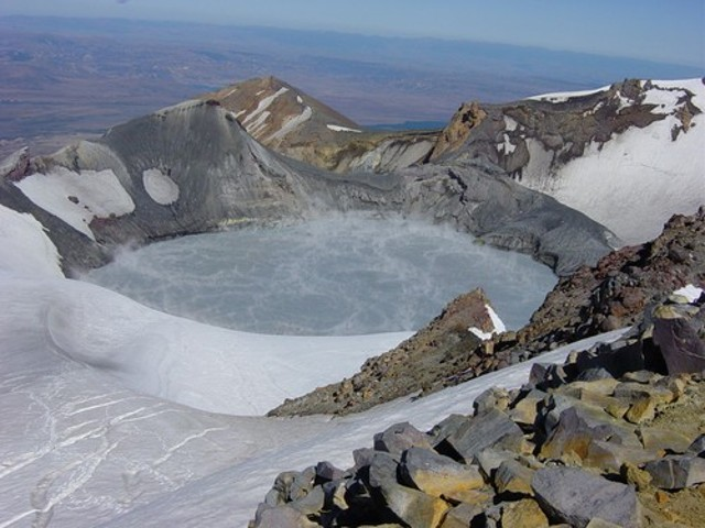 Ruapehu In Feb 2003