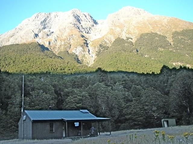 Upper Caples Hut