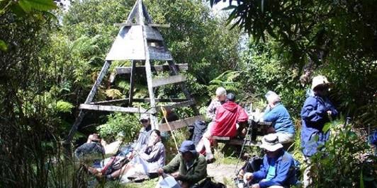 Maungatautari Summit