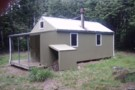 Kiwi Sadddle Hut