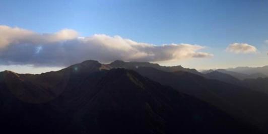 Mt Alpha Tararua Sunrise