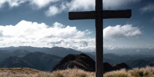 Mt Hector Memorial Cross