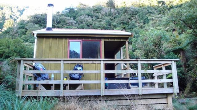 North Ohau Hut