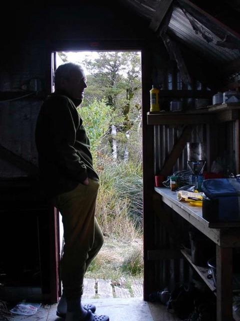 A New Zealand Backcountry Hut