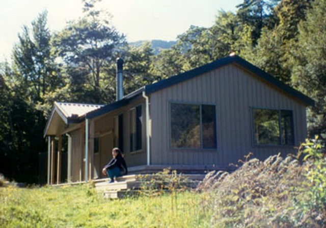 Karamea Bend Hut