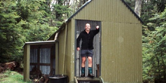 Cass Saddle Hut
