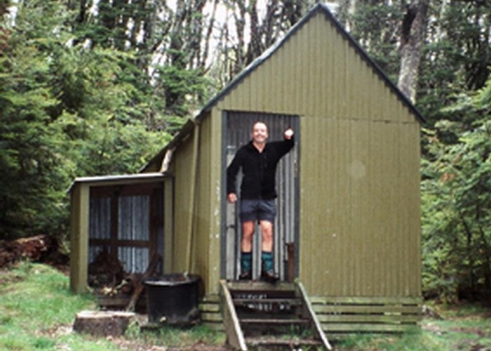 Cass Saddle Hut