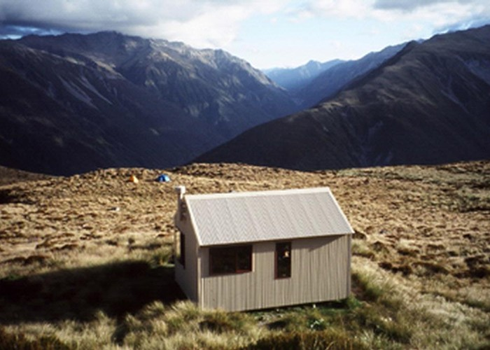 Carroll Memorial Hut