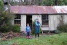Smithy's hut