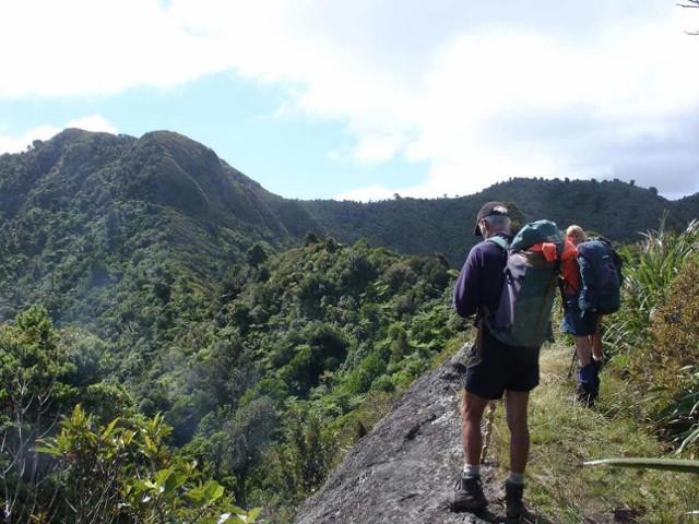 Mt Karioi