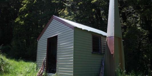 Larrikin Creek Hut
