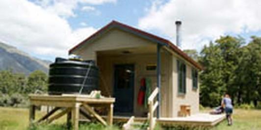 Magdalen Hut