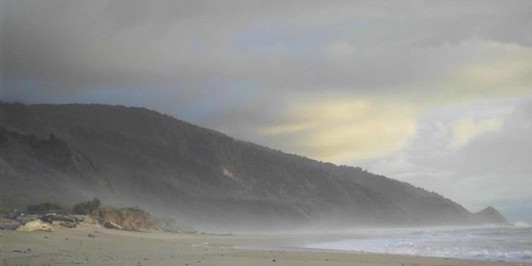 Heaphy Beach