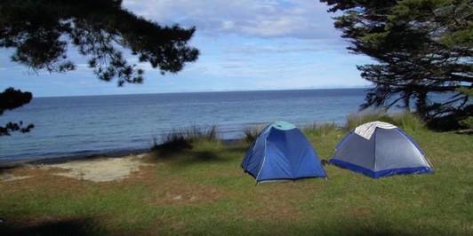 Mutton Cove Campsite 2