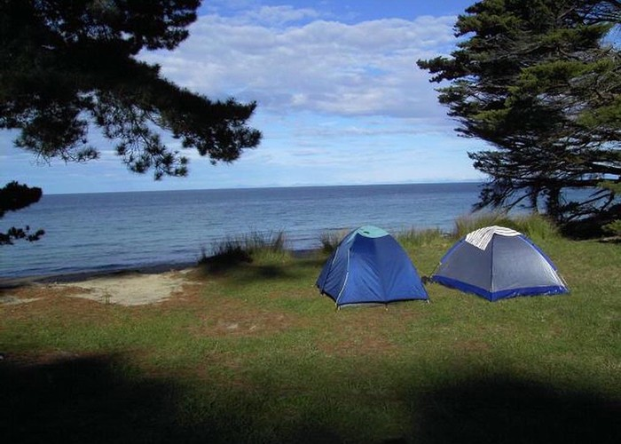 Mutton Cove Campsite 2