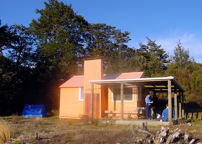 Middle Hill Hut
