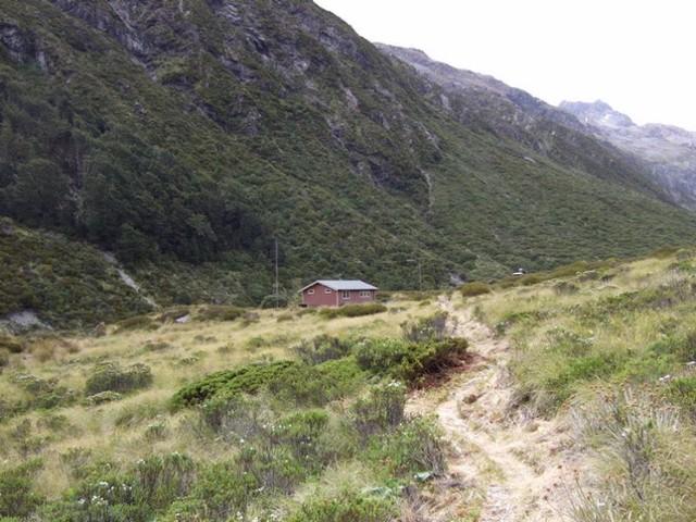 Edwards Hut