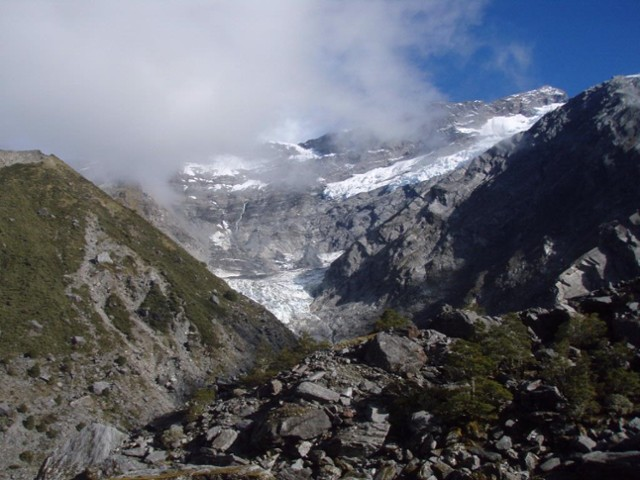 Fettes Glacier, Landsborough