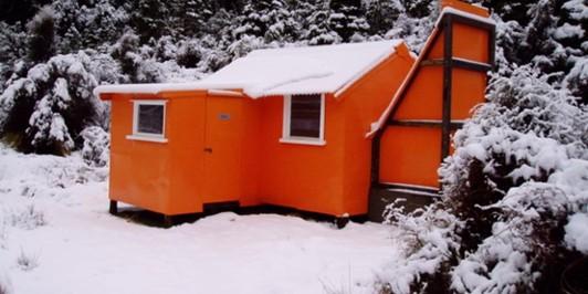 Cedar Flat Historic Hut
